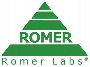Romer Logo positiv P 555 C
