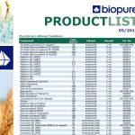 biopure-lijst